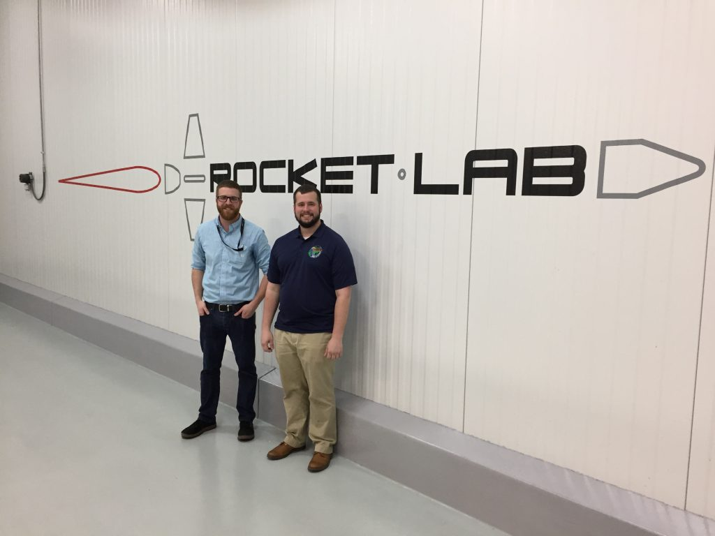 Integration Engineers, Matt Grubb, and John Lucas.